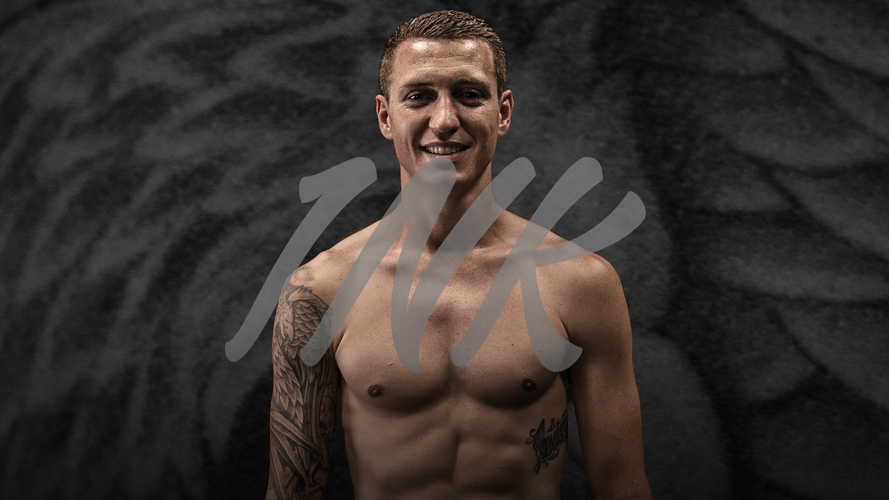 Mitchell Duke - Ink - AthletesVoice