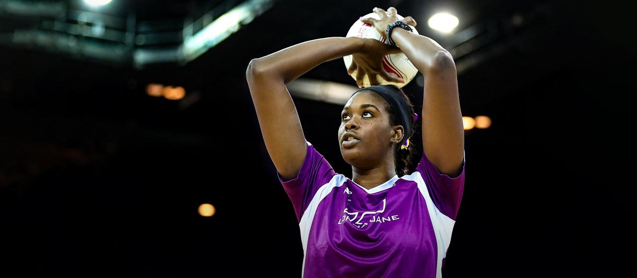 Romelda Aiken - Netball - AthletesVoice