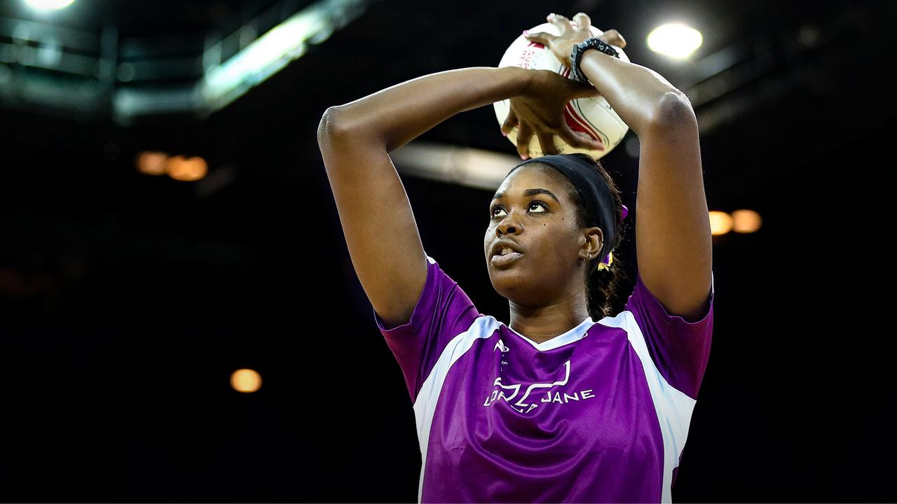 Romelda Aiken - Netball - PlayersVoice