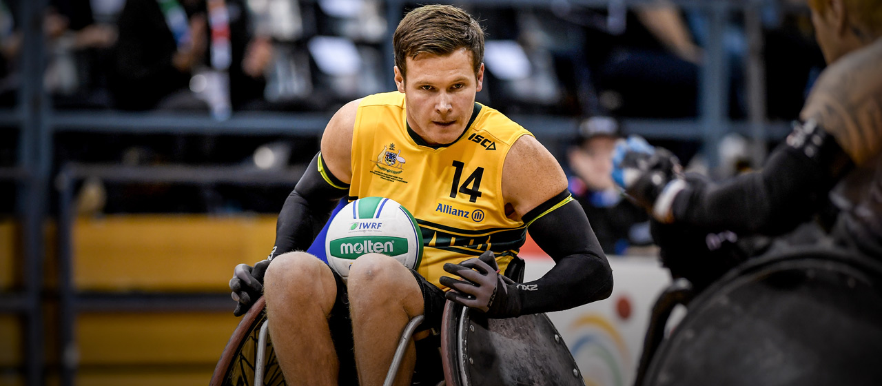 Andrew Edmondson - Para Sports - AthletesVoice