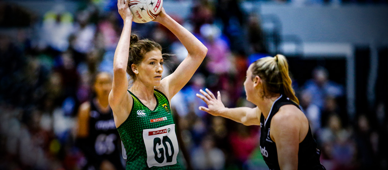 Karla Pretorius - Netball - AthletesVoice