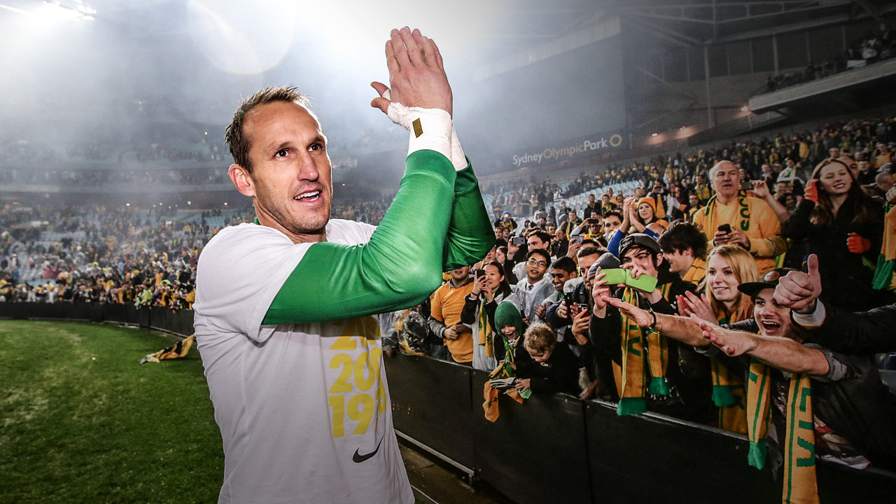 Mark Schwarzer - Football - AthletesVoice