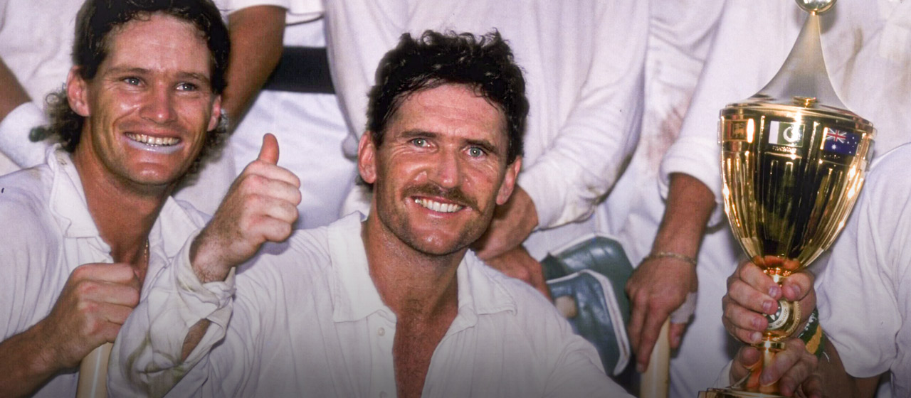 Allan Border - Cricket - AthletesVoice