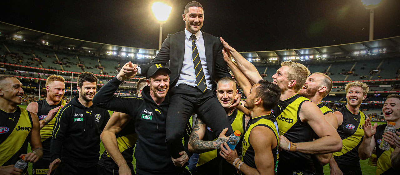 Shaun Grigg - AFL - AthletesVoice