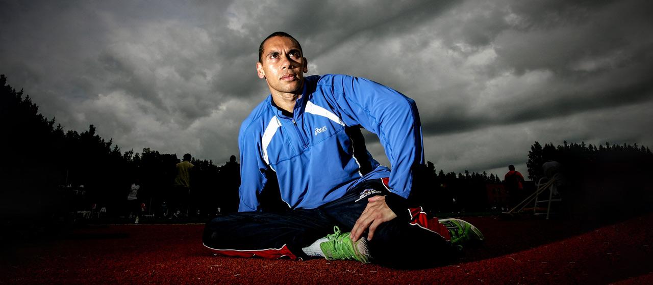 Patrick Johnson - Olympic Sports - AthletesVoice