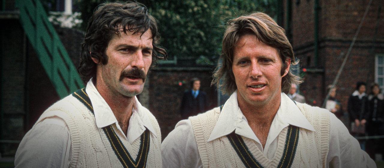 Rick McCosker - Cricket - AthletesVoice