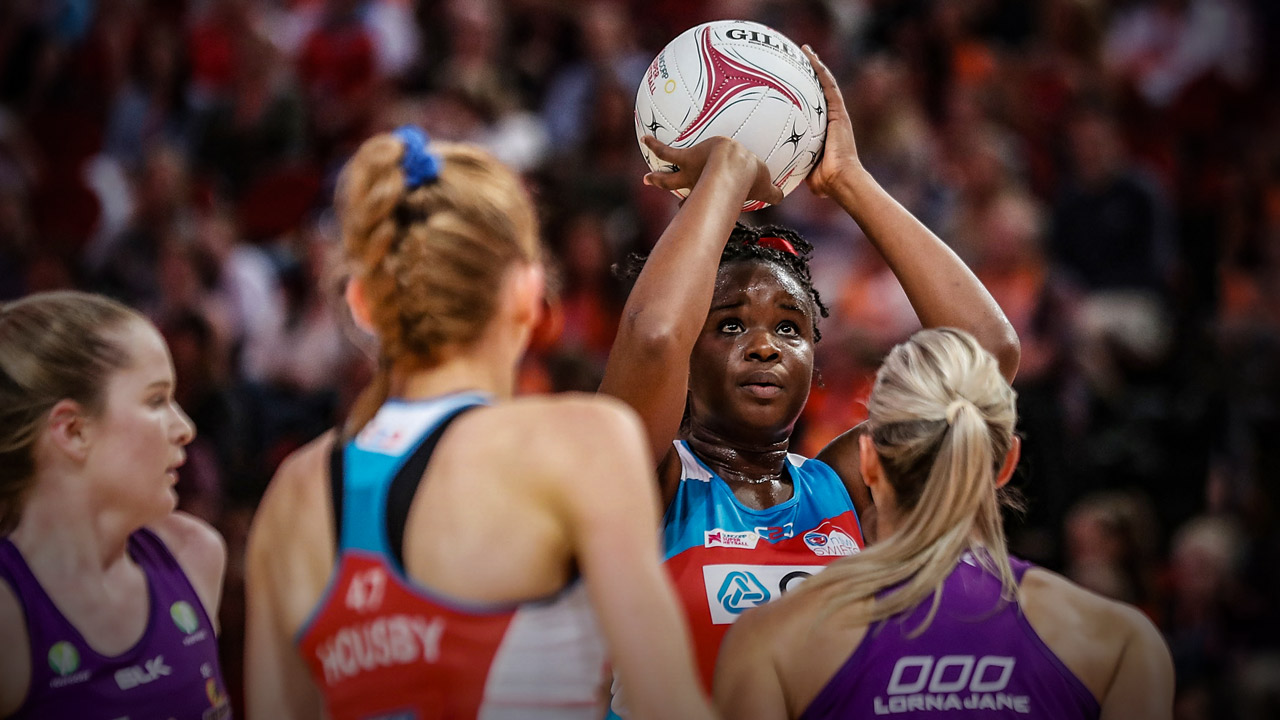 Sam Wallace - Netball - AthletesVoice