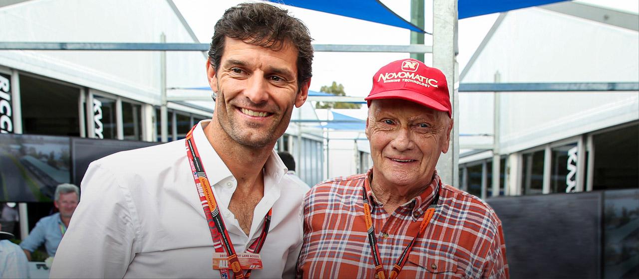 Mark Webber - Motorsport - AthletesVoice