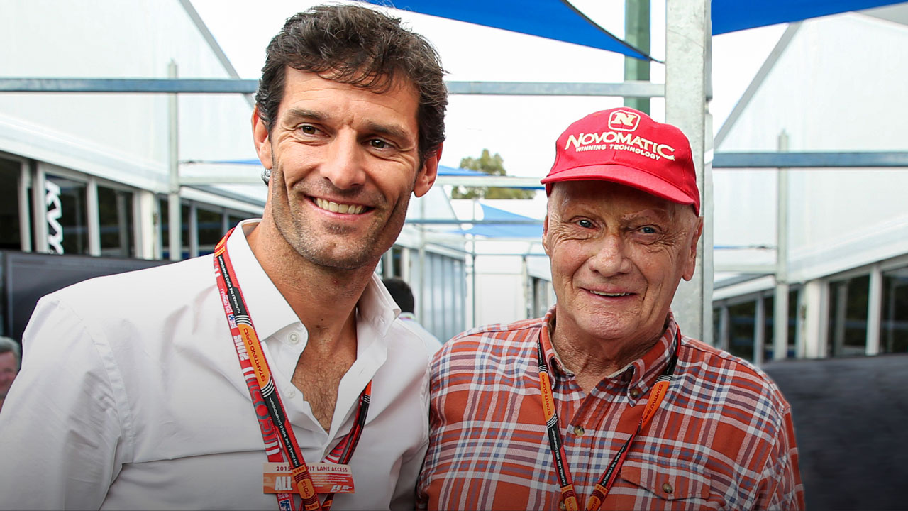 Mark Webber - Motorsport - PlayersVoice