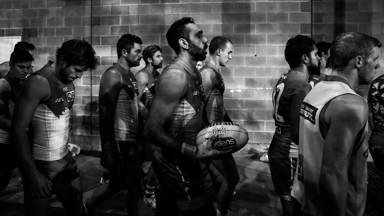 Tony Armstrong - AFL - AthletesVoice