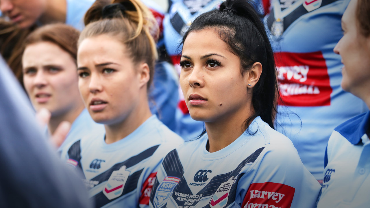 Tiana Penitani - NRL Women's - AthletesVoice