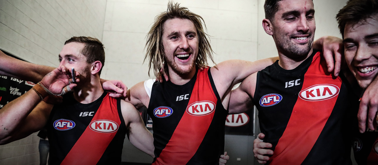 Dyson Heppell - AFL - AthletesVoice