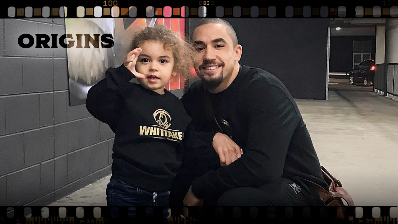 Robert Whittaker - Origins - AthletesVoice