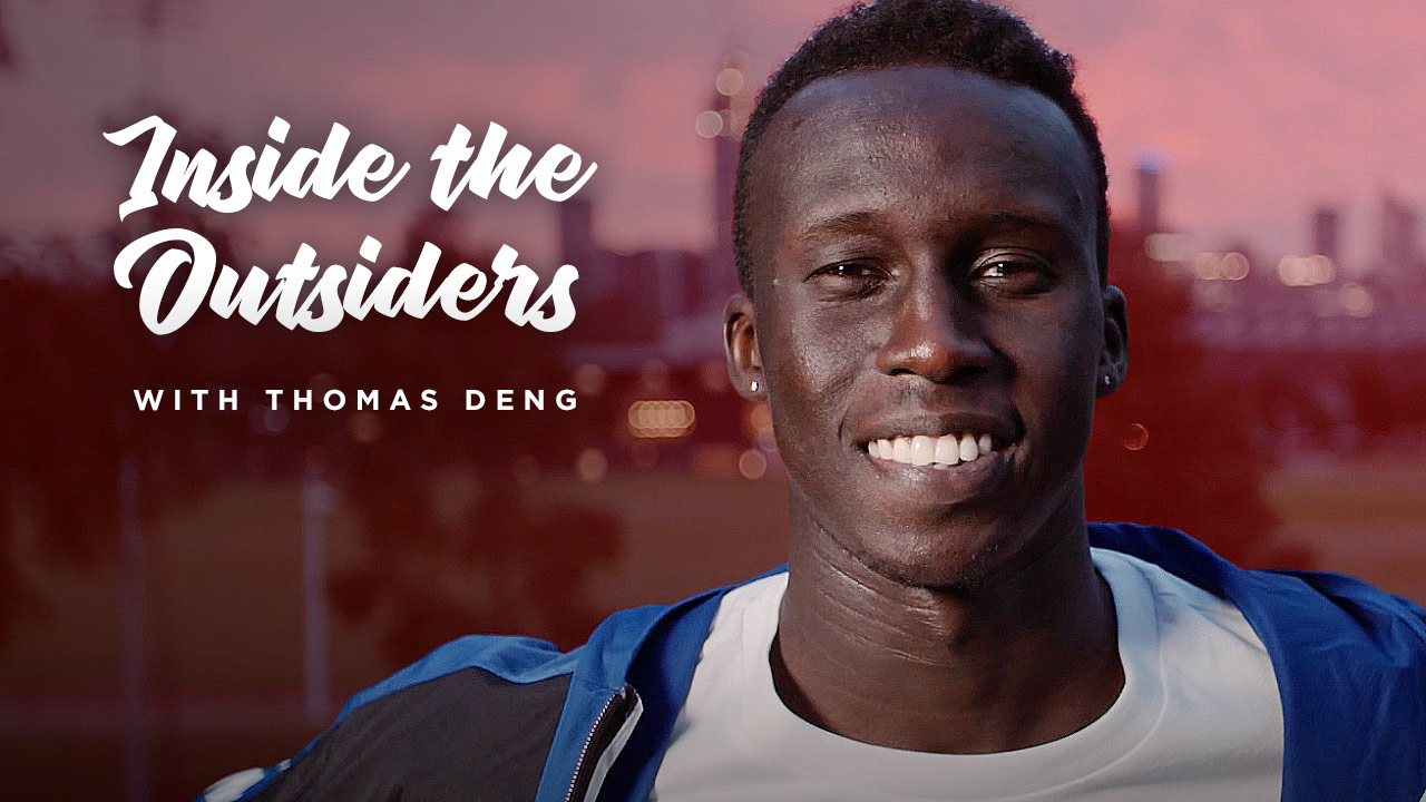 Thomas Deng - Inside The Outsiders - AthletesVoice