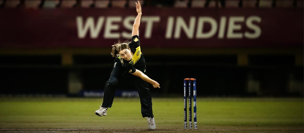 Tayla Vlaeminck - Cricket - AthletesVoice