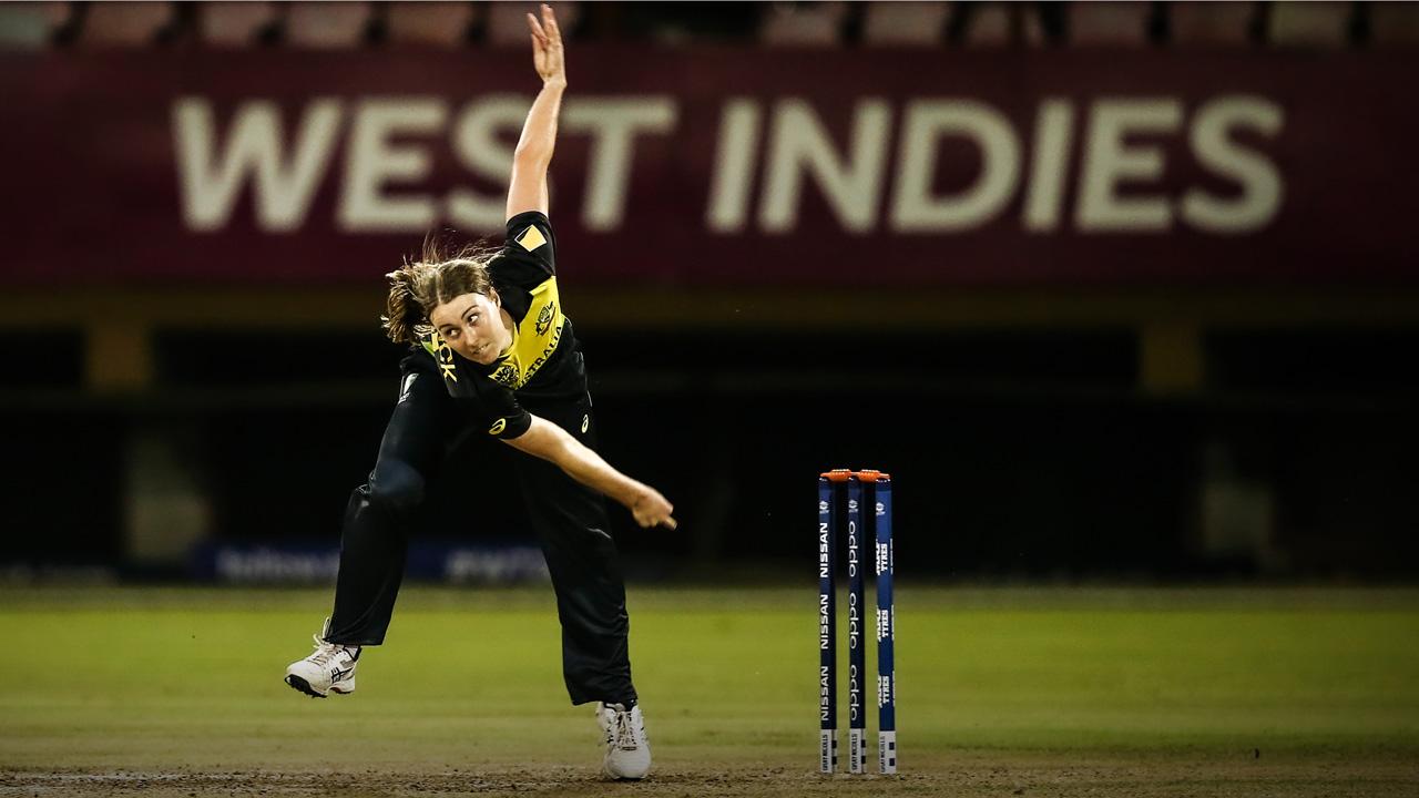 Tayla Vlaeminck - Cricket - PlayersVoice