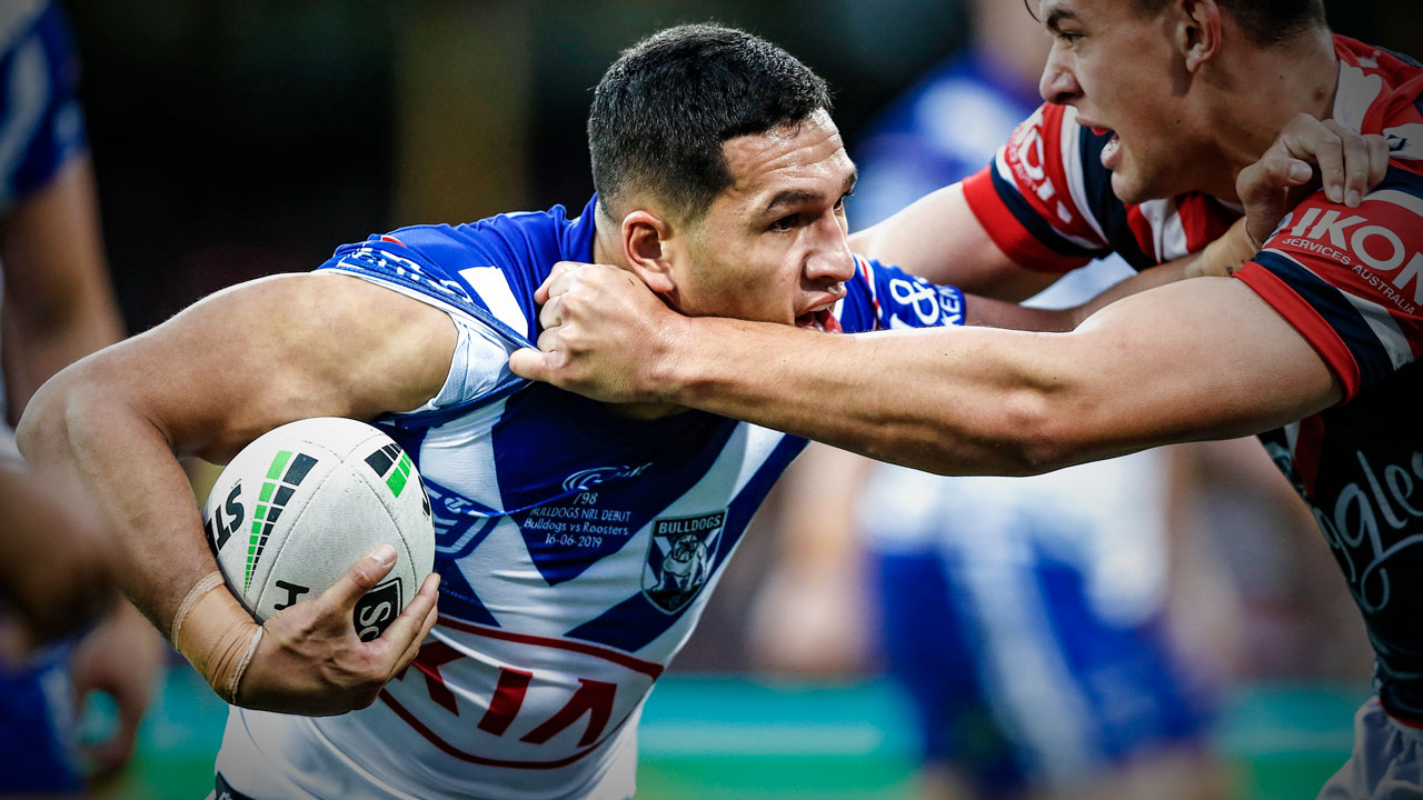 Dallin Watene-Zelezniak - NRL - AthletesVoice