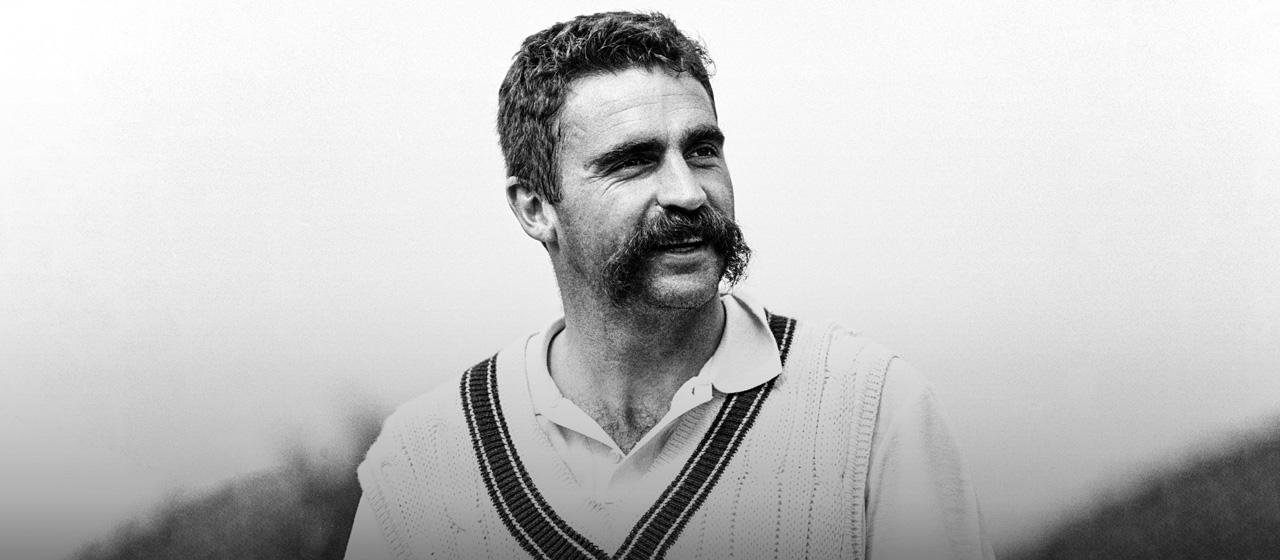 Merv Hughes - Cricket - AthletesVoice