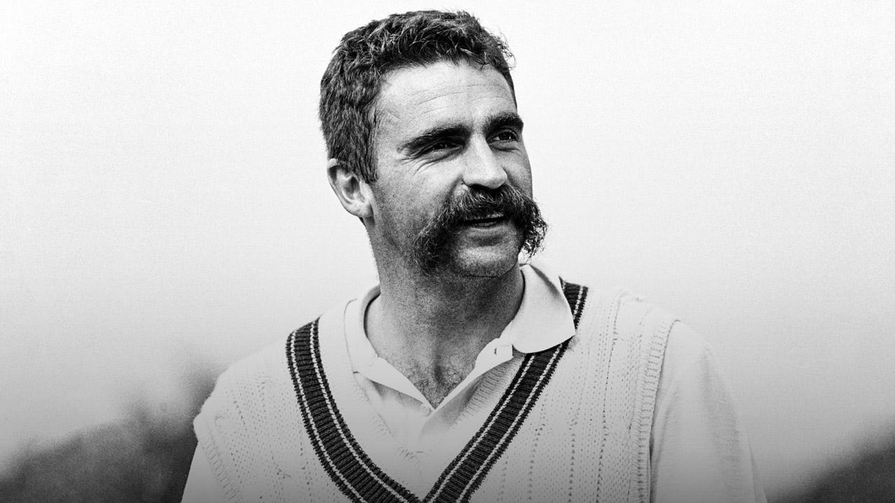Merv Hughes - Cricket - PlayersVoice
