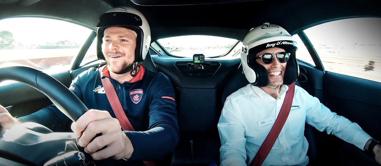 Steven May & Tom McDonald - AFL - AthletesVoice
