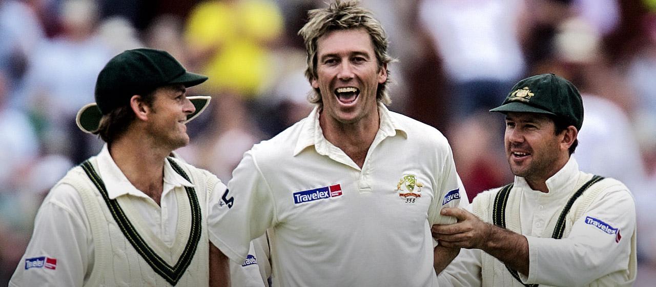 Glenn McGrath - Cricket - AthletesVoice
