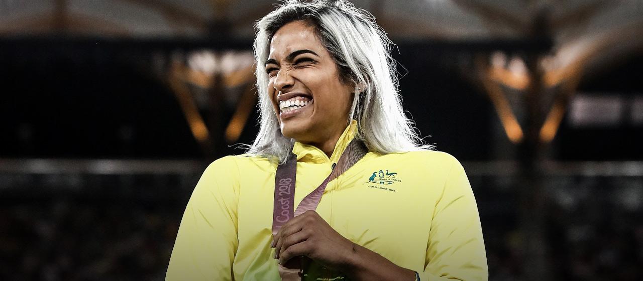 Madison de Rozario - Secrets of the Money Masters - AthletesVoice