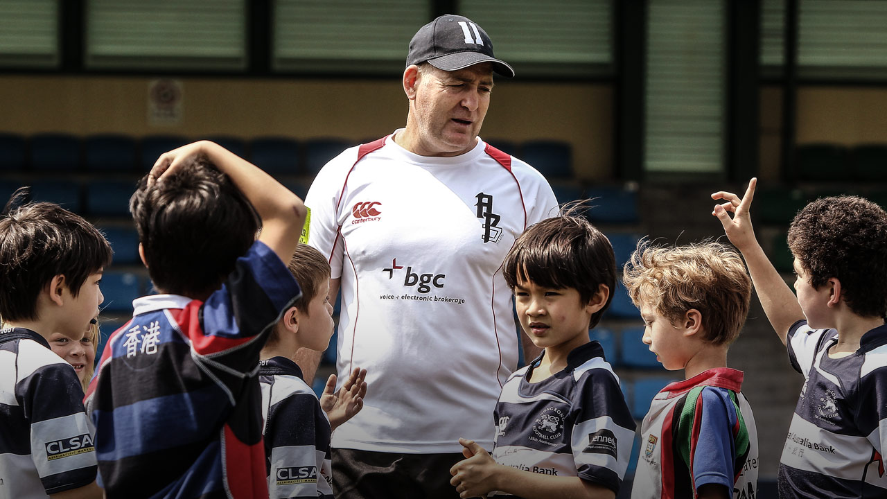 David Campese - Rugby - PlayersVoice