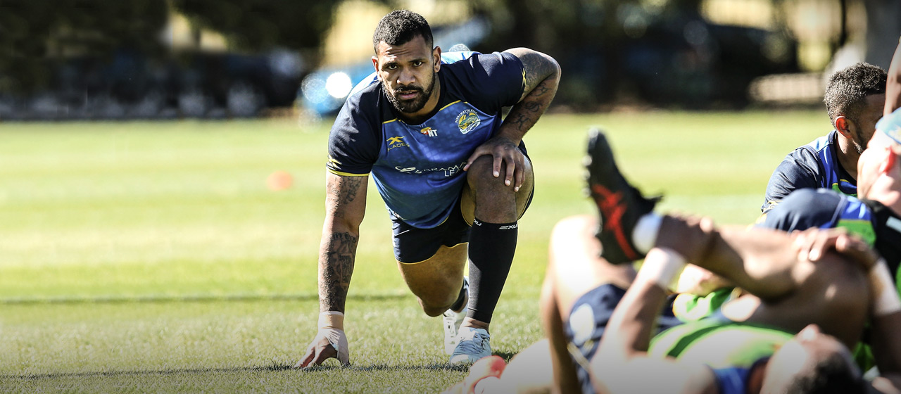 Manu Ma'u - NRL - AthletesVoice