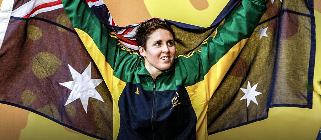 Petria Thomas - Commonwealth Games - AthletesVoice