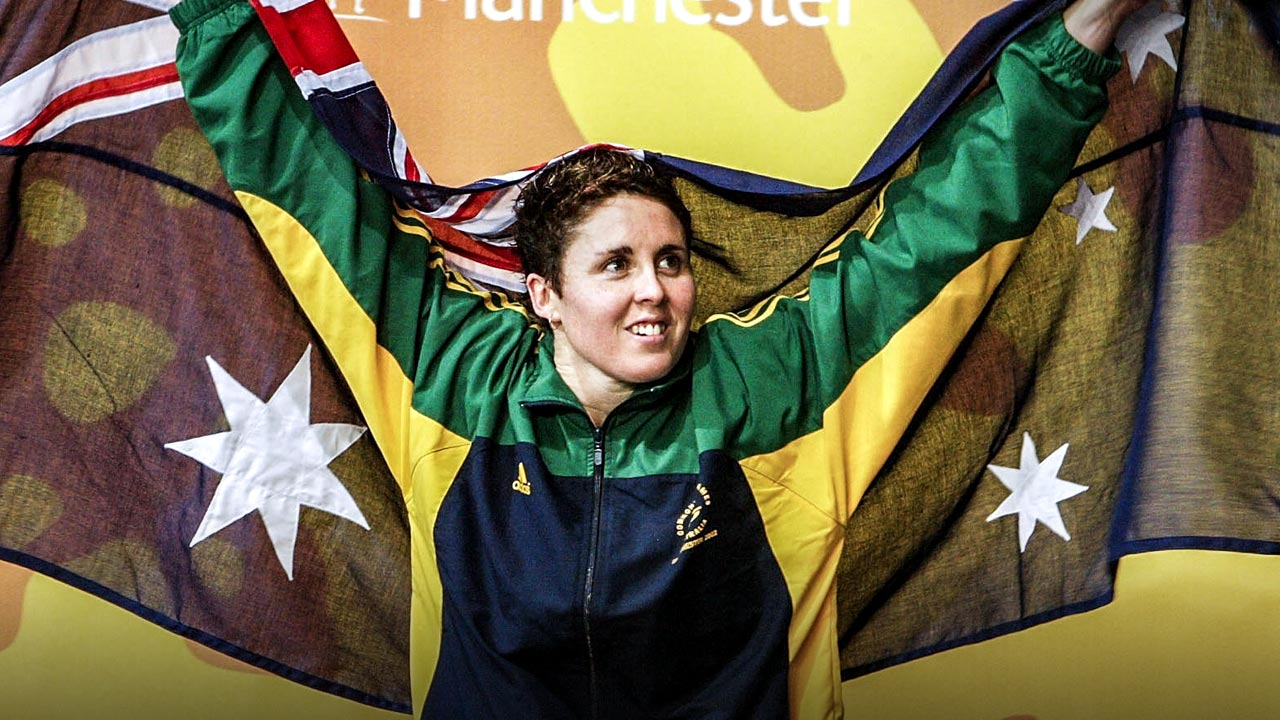 Petria Thomas - Commonwealth Games - PlayersVoice