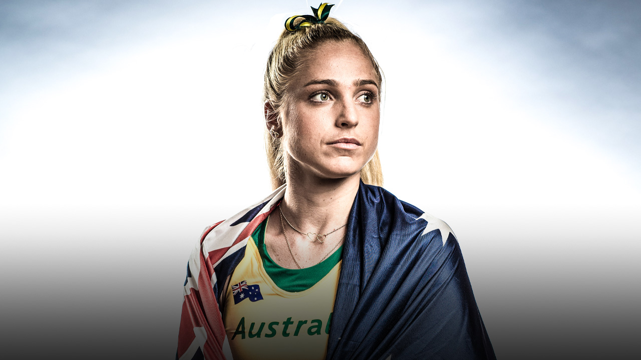 Genevieve Gregson - Olympic Sports - PlayersVoice