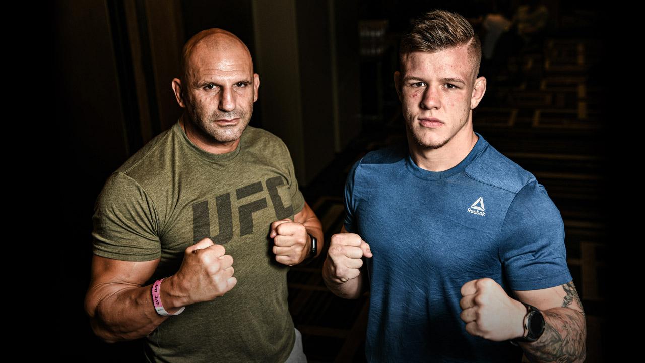 Jim Crute - UFC - PlayersVoice