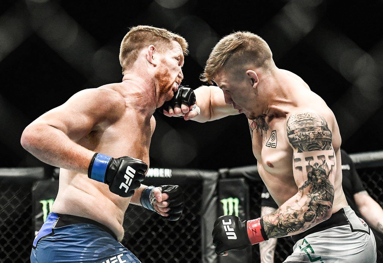 UFC | Jimmy Crute on Rob Whittaker, Sam Greco & Misha Cirkunov -  AthletesVoice