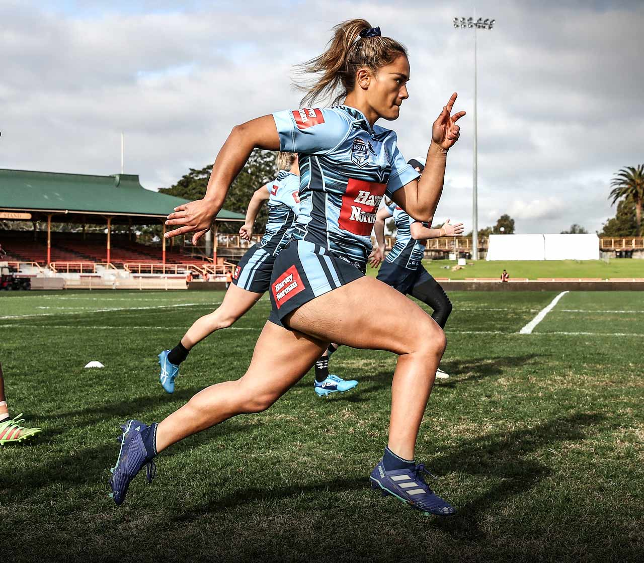 Nita Maynard - NRL Women's - PlayersVoice