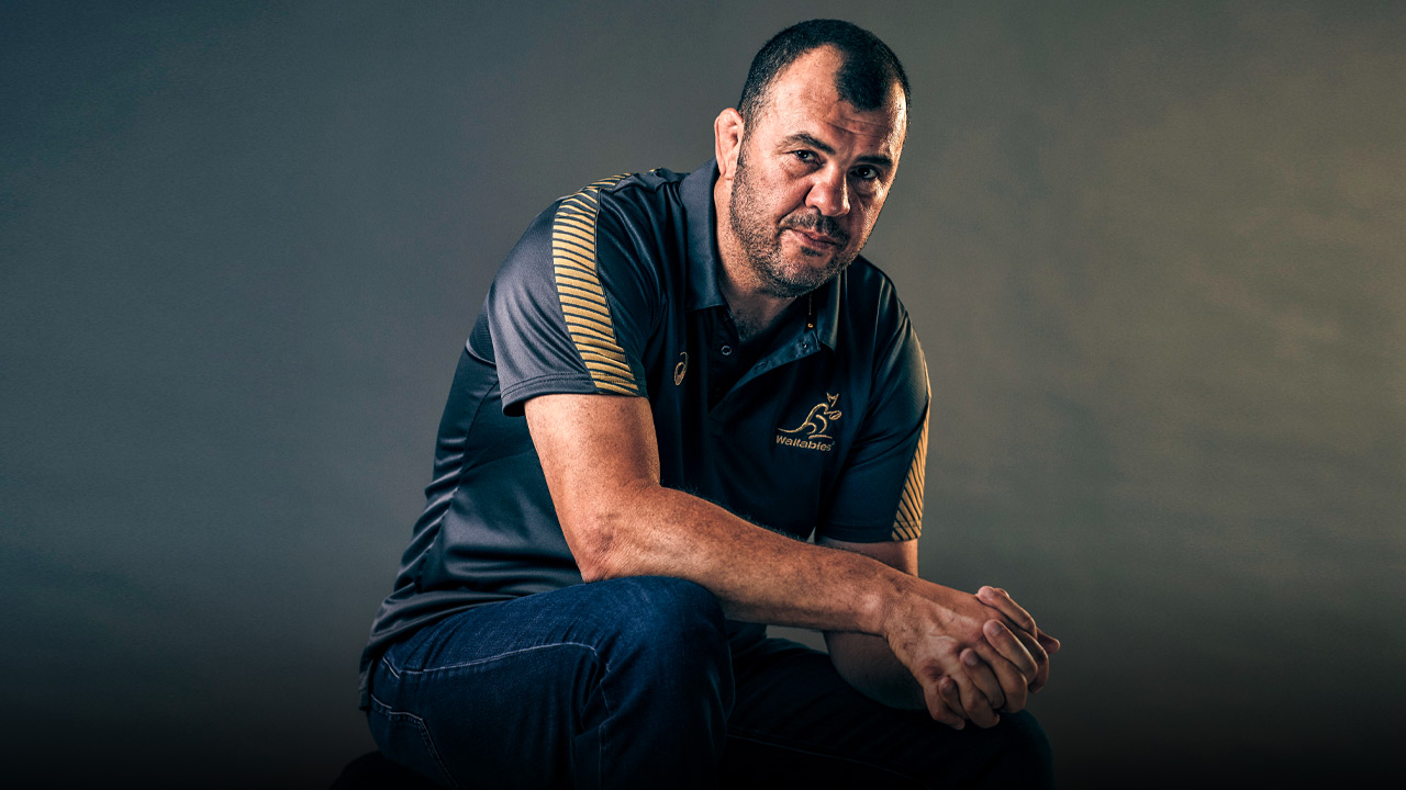 Michael Cheika - Rugby - PlayersVoice