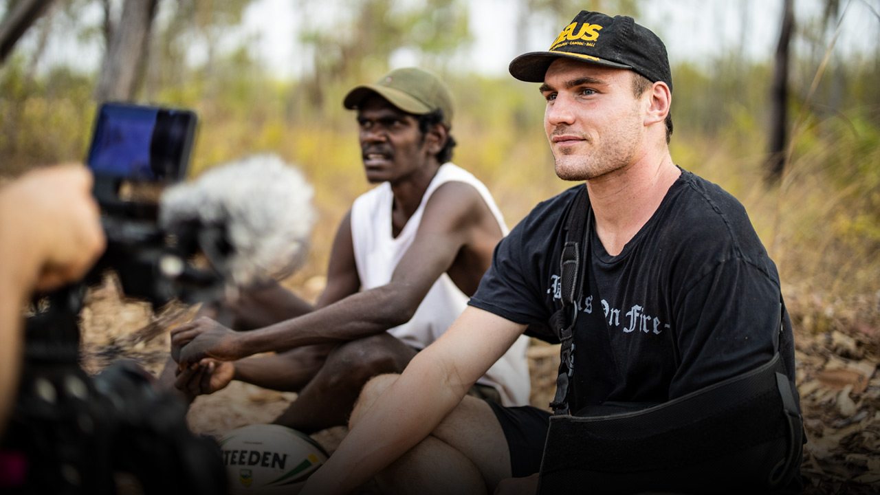 Angus Crichton - NRL - AthletesVoice