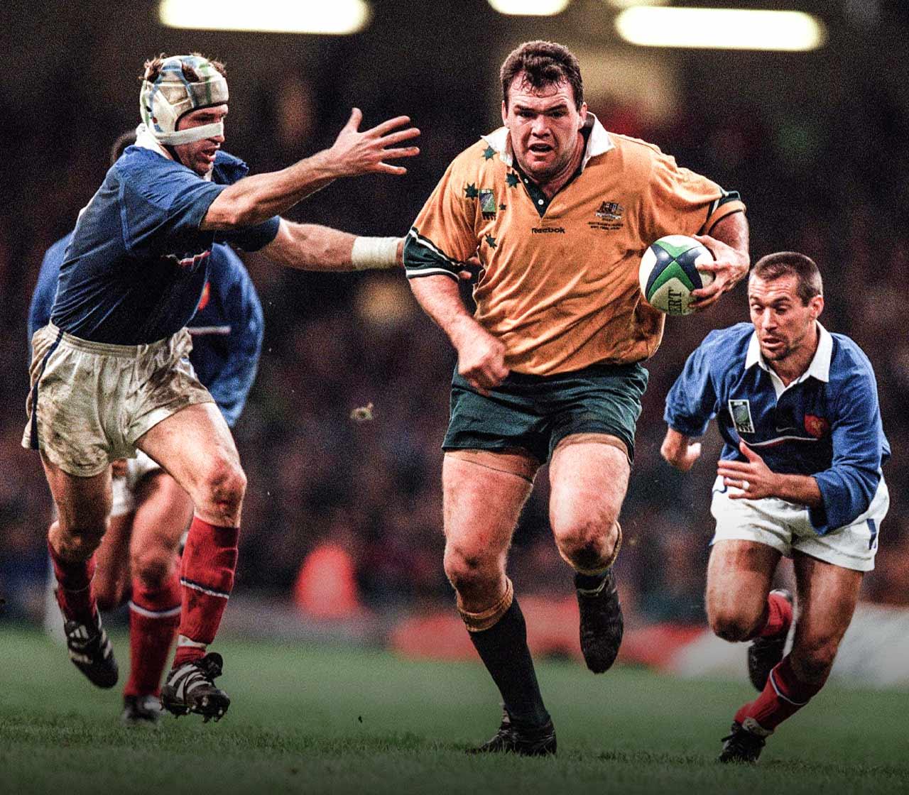 Owen Finegan - Rugby - PlayersVoice