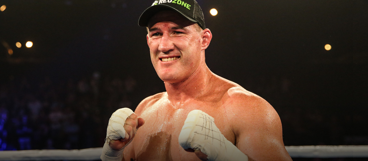 Paul Gallen - Boxing - AthletesVoice