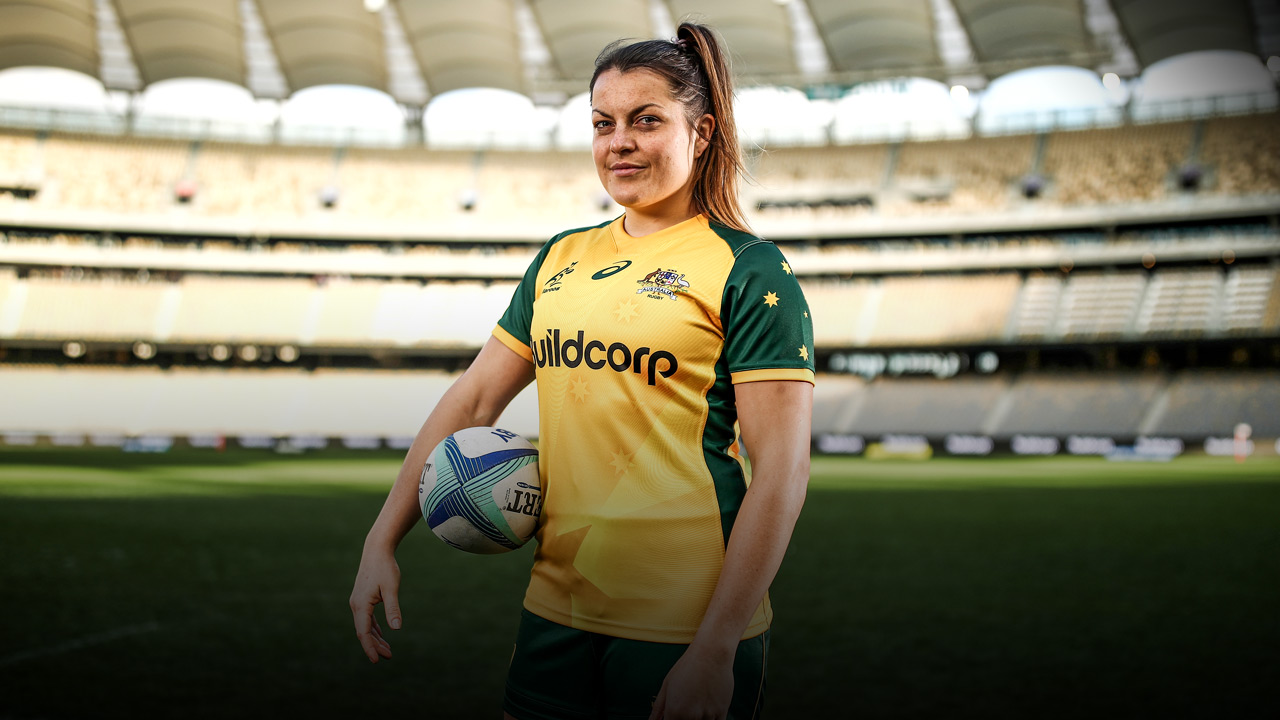 Grace Hamilton - Rugby - AthletesVoice