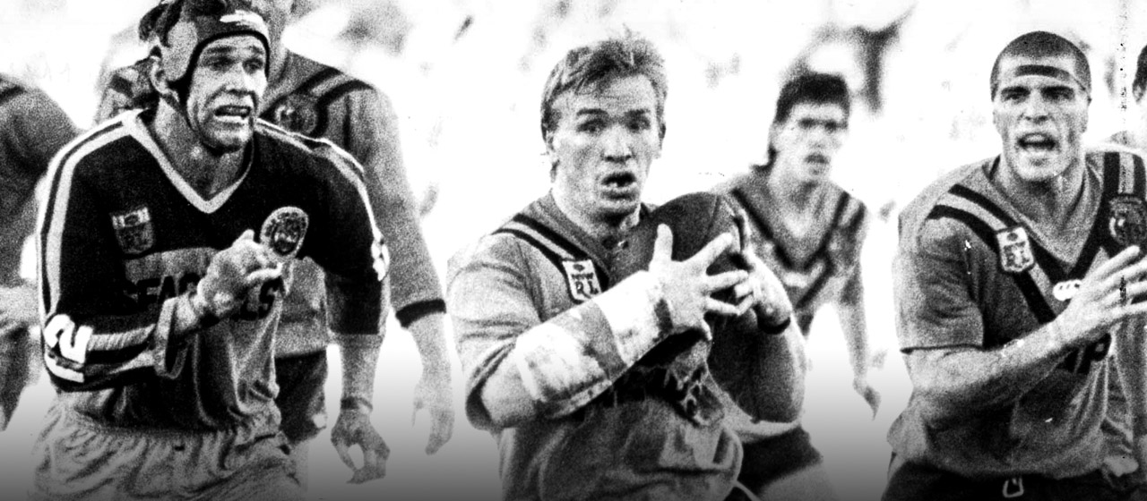 Garry Jack - NRL - AthletesVoice