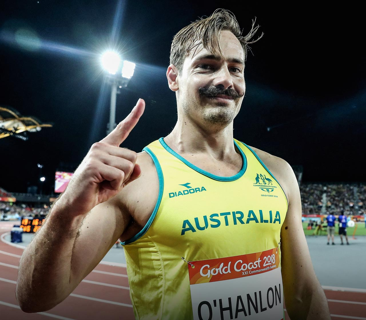 Evan O'Hanlon - Para Sports - PlayersVoice