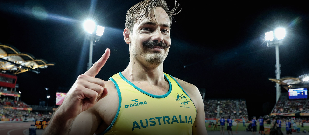Evan O'Hanlon - Para Sports - AthletesVoice