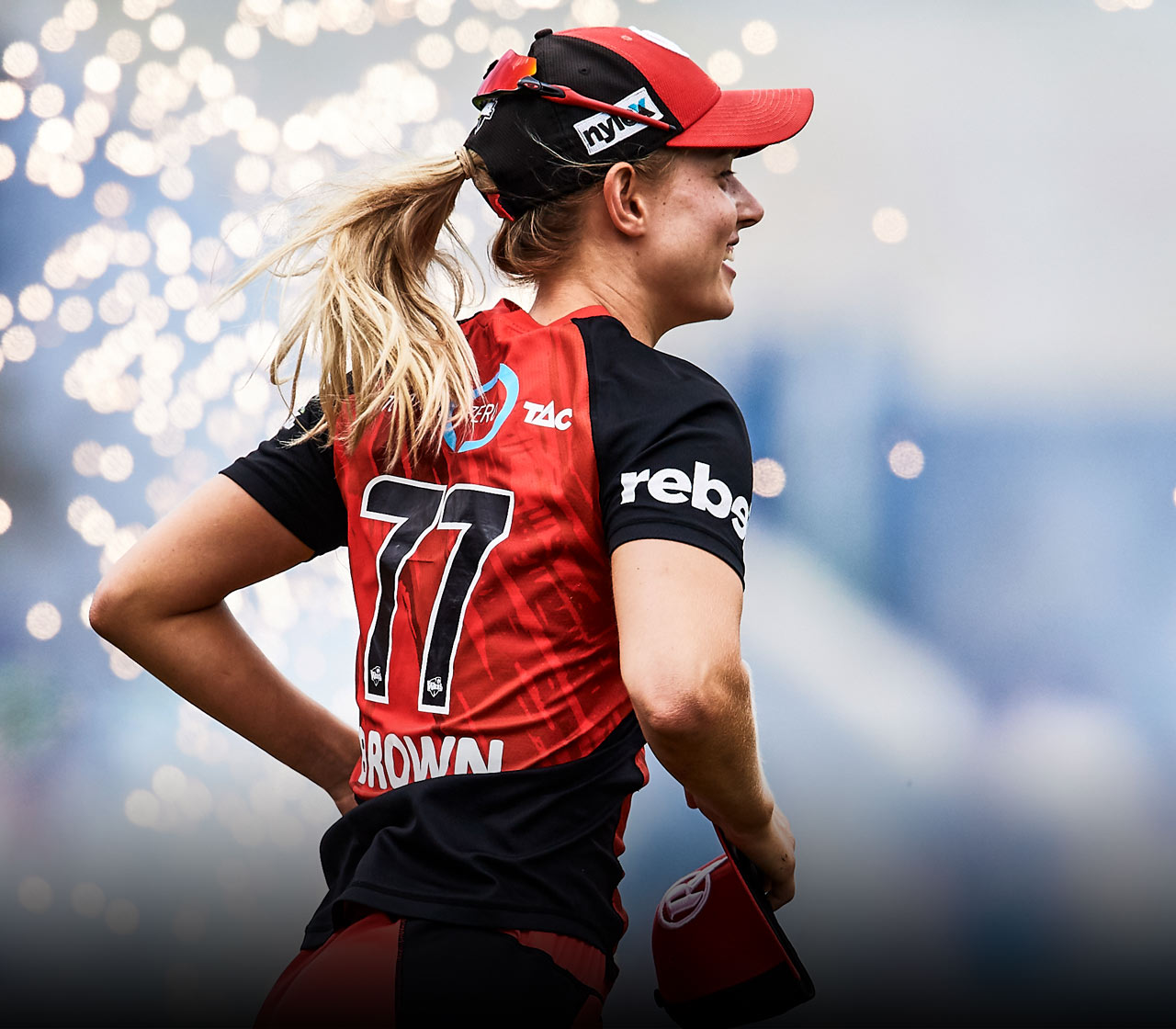 Maitlan Brown - Cricket - PlayersVoice
