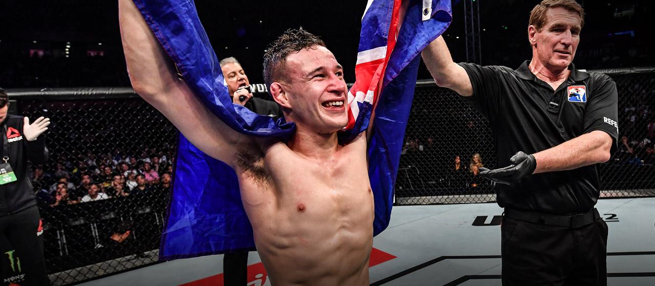 Kai Kara-France - UFC - AthletesVoice