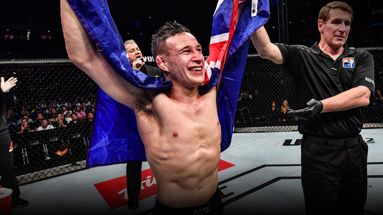 Kai Kara-France - UFC - PlayersVoice