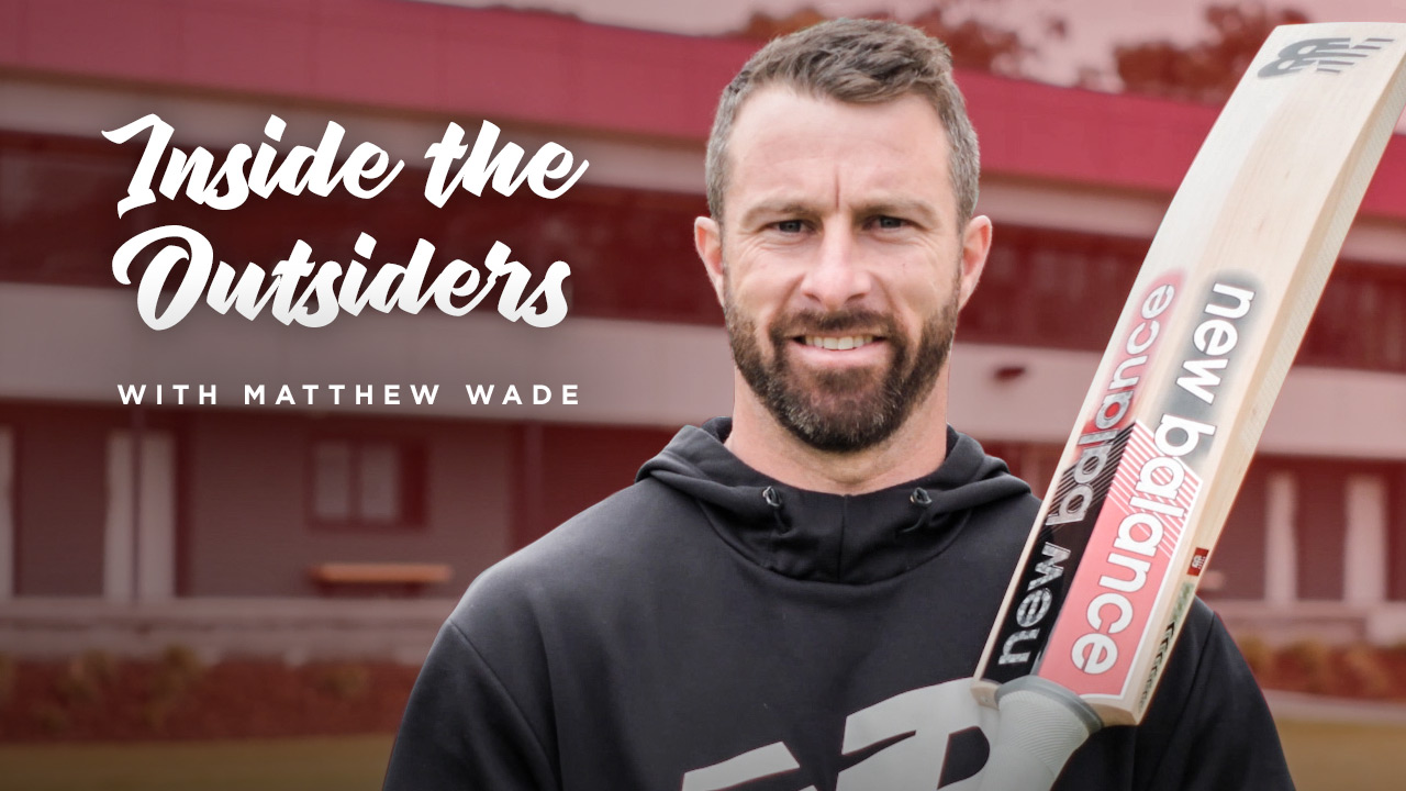 Matthew Wade - Inside The Outsiders - PlayersVoice
