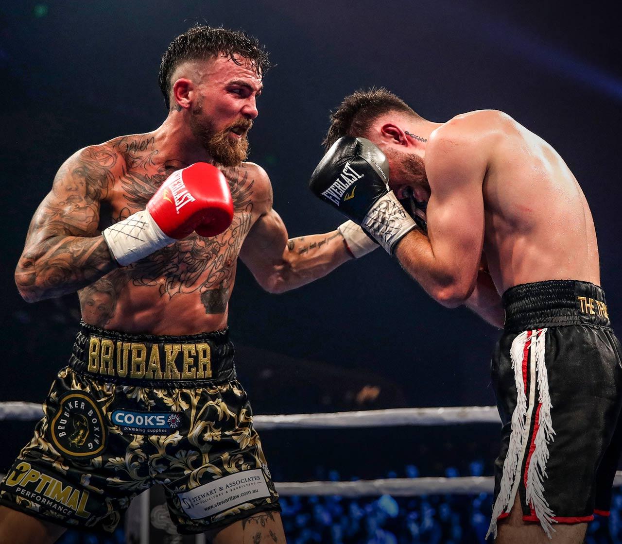 Jack Brubaker - Boxing - PlayersVoice