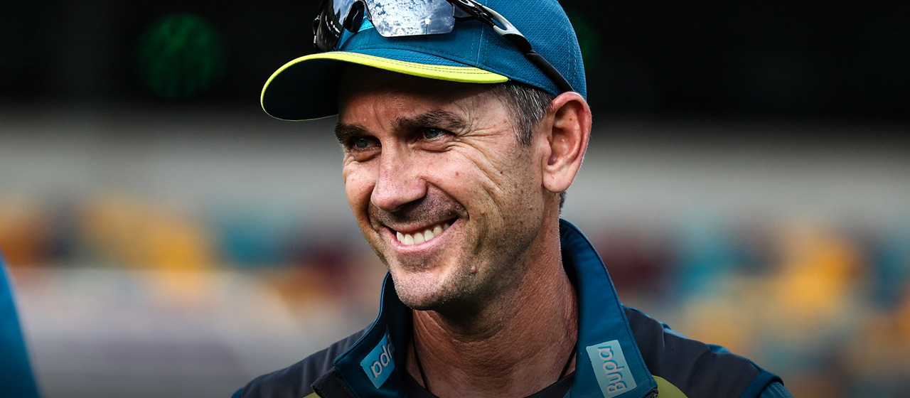 Justin Langer - Cricket - PlayersVoice