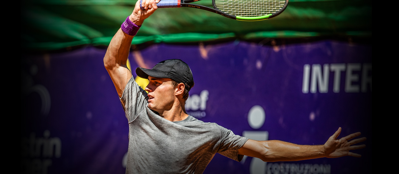 Chris O'Connell - Tennis - AthletesVoice