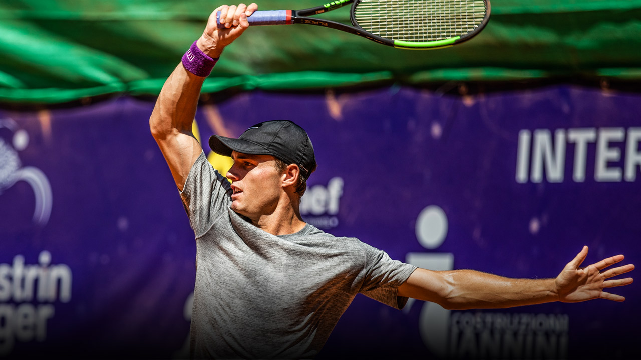 Chris O'Connell - Tennis - PlayersVoice